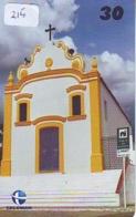 Telecarte * EGLISE  - Church (215)  CHAPELLE - Chapel - KERK - Religie - Religion - Phonecard - Telefoonkaarten