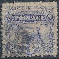USA - 1869, US28, Locomotive Baldvin - 1847-99 Emissions Générales