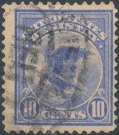 USA - 1911, US188, Bald Eagle, 10c - Etats-Unis