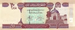 Afghanistan P.68a  20 Afghanis 2002 Unc - Afghanistan