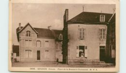 23* GOUZON                                    MA52-0942 - France