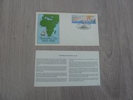 LISBONNE - Carte Et Document Voyage En Caravelle - Année 1988 - - Collections
