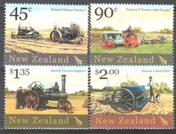 New Zealand - Farming - Old Machinery - Equipment - MNH - Landbouw