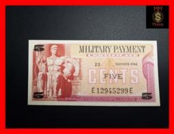 U.S.A. 5 Cents 1970 P. M91  Serie 692  UNC- - Certificati Di Pagamenti Militari (1946-1973)