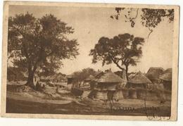 CPA, Bénin , N°53, Kandi , Le Village Indigène , Ed. Suzanne - Benin