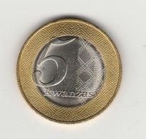 5 KWANZA 2012 - Angola