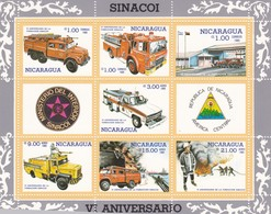 Nicaragua Hb 175 - Nicaragua