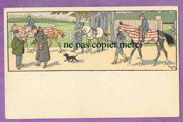 HARRY ELIOTT - Course De Chevaux Hippisme Cheval - Illustrateur - Elliot