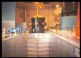 PENLY La Centrale Nucléaire Cuve Du Réacteur Tranches 1 édition Edf Photo Poidvin Carte Rare - Frankreich