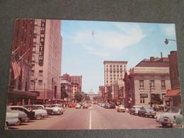 FAYETTEVILLE STREET, RALEIGH, 1958 - Raleigh