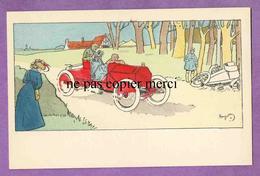 HARRY ELIOTT - Course Automobile Voiture Circuit N° 7 - Illustrateur - Elliot