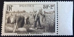 N° 466   NEUF ** SANS  CHARNIÈRE ( LOT:1171 ) - Francia