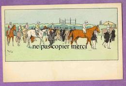 HARRY ELIOTT - Course De Chevaux Hippisme Cheval N° 2 - Illustrateur - Elliot