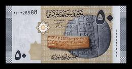 Siria Syria 50 Pounds 2009 Pick 112 SC UNC - Syrien