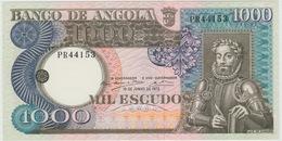 1.000 ESCUDOS 10 JUIN 1973 - Angola