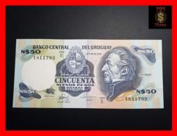 URUGUAY 50 Nuevos Pesos 1985  P. 61 D  Serie E  UNC - Uruguay