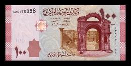 Siria Syria 100 Pounds 2009 Pick 113a SC UNC - Syrien