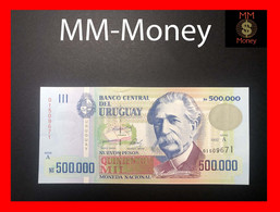 URUGUAY 500.000 500000  Nuevos Pesos 1992  P. 73  UNC - Uruguay