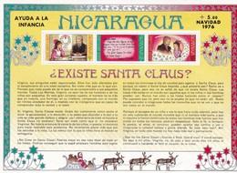 Nicaragua Hb 115 Con Sobrecarga Y Defectos - Nicaragua
