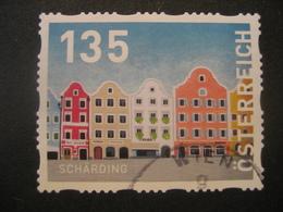Österreich- Dispensermarke Schärding Gestempelt - 1945-.... 2. Republik
