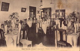 Australie, Western Autralia, New Norcia,  Hostel Dinning Room, 1934      (bon Etat) - Australia