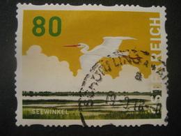 Österreich- Dispensermarke Seewinkel Gestempelt - 1945-.... 2. Republik