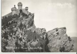 REPUBBLICA DI SAN MARINO SECONDA TORRE-FG - San Marino