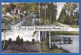 Deutschland; Rotenburg Hann. / Wümme; Multibildkarte - Rotenburg (Wuemme)