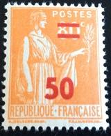N° 481   NEUF ** SANS  CHARNIÈRE ( LOT:1182 ) - 1932-39 Paix