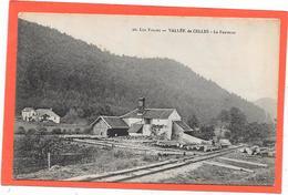 88 VALLEE DE CELLES - Scierie La Fauvette - France