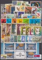 North Korea - 1960-94 Stamp Accumulation (Used) - Korea, North