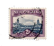 SOUTH AFRICA»1927»USED - Sonstige - Afrika