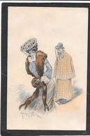 MAURICE MILLIERE - Viennoise MM Vienne 215 - Femme élégante Et Vieux Beau Suiveur - Milliere