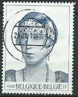 België OBP Nr. 2971 Gestempeld / Oblitéré - Koningin Elisabeth - Belgium