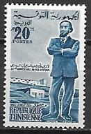 TUNISIE   -   1959  .  Y&T N° 468 * .   Bourguiba - Tunisia