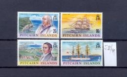 PITCAIRN - 538/41  Millennium  Kpl.postfr  MNH - Pitcairninsel