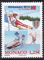 Monaco TUC 2016 YT 3018 Neuf - Ongebruikt