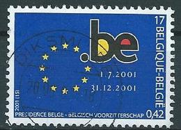 België OBP Nr. 3014 Gestempeld / Oblitéré - Europese Unie - Belgium