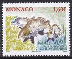 Monaco TUC 2016 YT 3022 Neuf - Ongebruikt