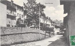 04 SEYNE LES ALPES - La Grande Rue - Autres Communes