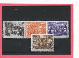 Série De 4 Valeurs De La Polynésie Luxe *** - Stamps