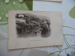 CPA Japon Japan Précurseur Avant 1906 Fujiya Hôtel Hakone E   Paypal Ok Out Of Europe With Conditions - Otros