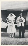 UK -New Arrivals 1937 - Sister Blackwell & Dr Rupiskya - Nostalgia Postcard - Croix-Rouge