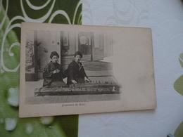 CPA Japon Japan Précurseur Avant 1906 Fujiya Joueuses De Koto   Paypal Ok Out Of Europe With Conditions - Otros