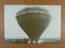CPM Collection Histoire De L'aviation Montgolfière Au Départ N°33 - Globos
