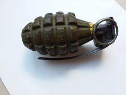 Grenade US Mk2 Ww2 2 Neutralisée - Decorative Weapons