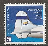 Afrique Du Sud South Africa 2009 Airline SAA Obl - África Del Sur (...-1961)
