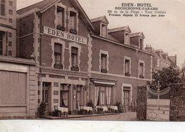 édén - Hotel - Rochebnne - Paramé. - Autres Communes