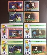 Ghana 1982 World Cup MNH - Ghana (1957-...)