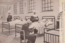 France - Infirmières Et Patients - Croix Rouge -Red Cross - Clles Qui Consolent - Cruz Roja